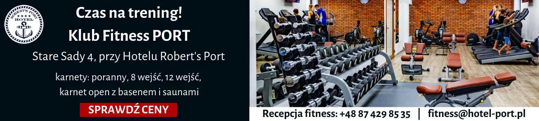 Roberts Port Fitnes