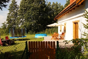Dom Mazurski Rybaczówka