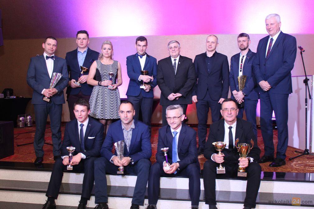 Sportowiec i Trener 2017 - kategoria od 18 lat