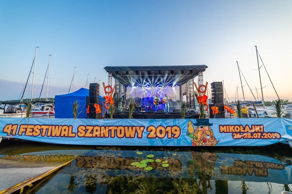 41. Festiwal Szantowy