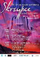 "VIII Festiwal ""Skrzypce pod Żaglami"", dzień 1"