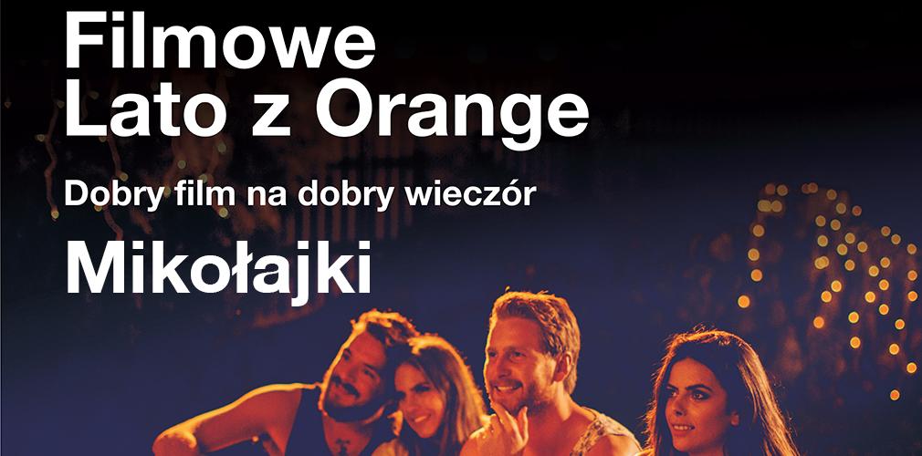 Letnie kino w Mikołajkach
