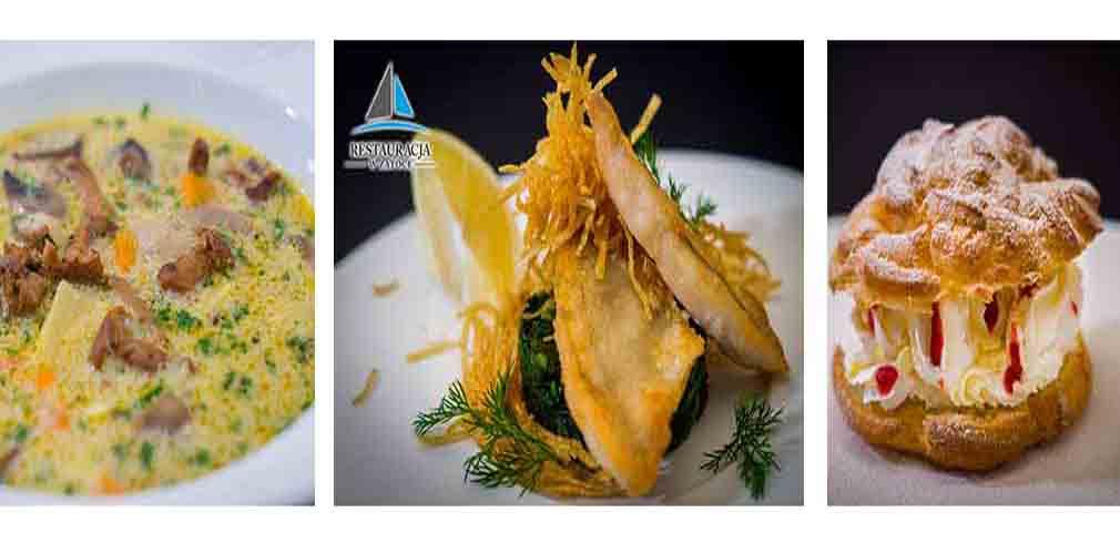 REKLAMA: Styczniowe menu Restauracji w Zatoce!