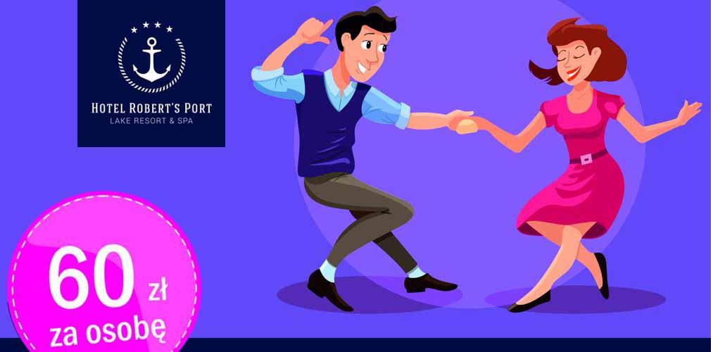 REKLAMA: Dancing w Robert's Port