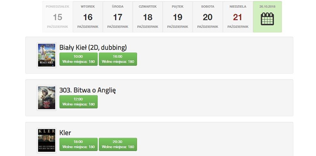 Kino w Mikołajkach - ruszyła sprzedaż biletów