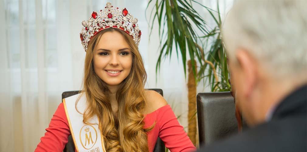 Magdalena Bieńkowska II wicemiss Supranational