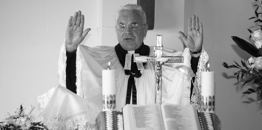 Odszedł ks. Franciszek Czudek