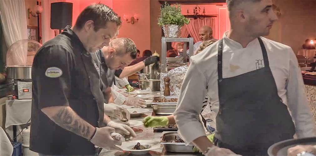 Najlepsi szefowie kuchni spędzili weekend w Mikołajkach