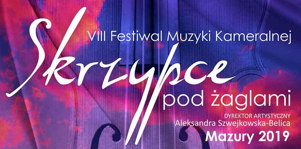 "VIII Festiwal ""Skrzypce pod Żaglami"""