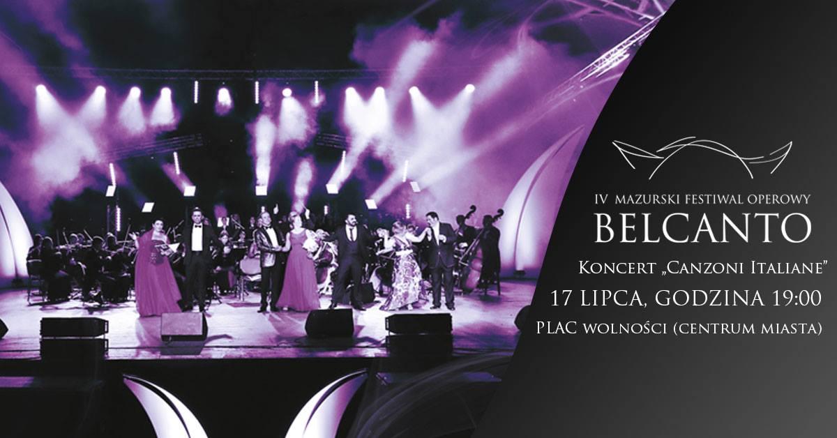 Koncert Canzoni Italiane