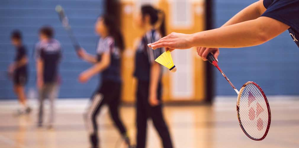 Rusza liga badmintona