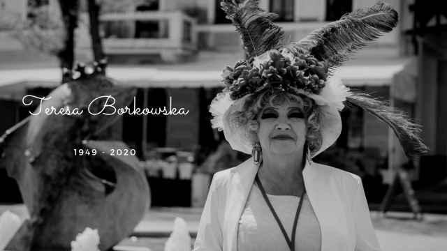 Pożegnaliśmy Teresę Borkowską, barwną mieszkankę Mikołajek