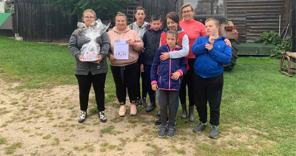 Wychowankowie OREW Mikołajki brali udział w wykopach